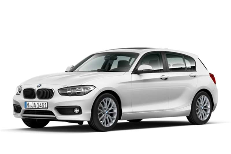 BMW 1 Series 120d 5 door 2015