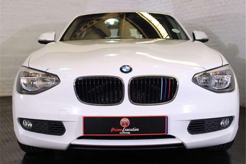 BMW 1 Series 120d 5 door 2015