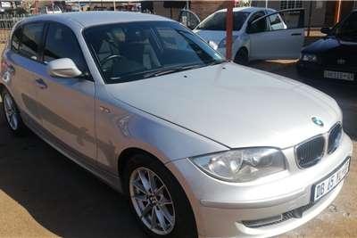 BMW 1 Series 120d 5-door auto 2011