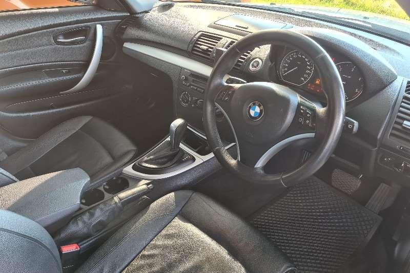 Used 2011 BMW 1 Series 120d 5 door auto