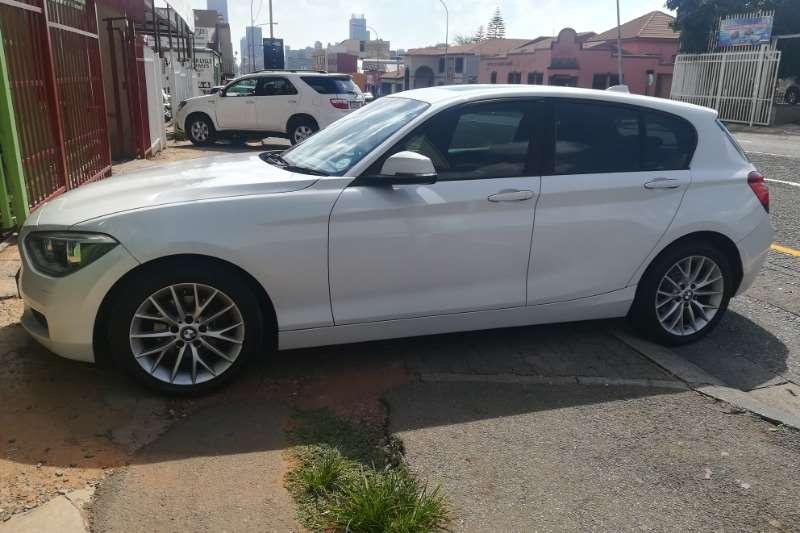 BMW 1 Series 120d 5-door auto 2013
