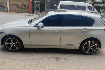 BMW 1 Series 120d 5 door auto 2013