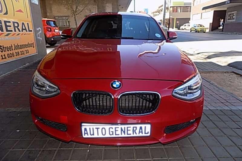 BMW 1 Series 120d 5 door auto 2014