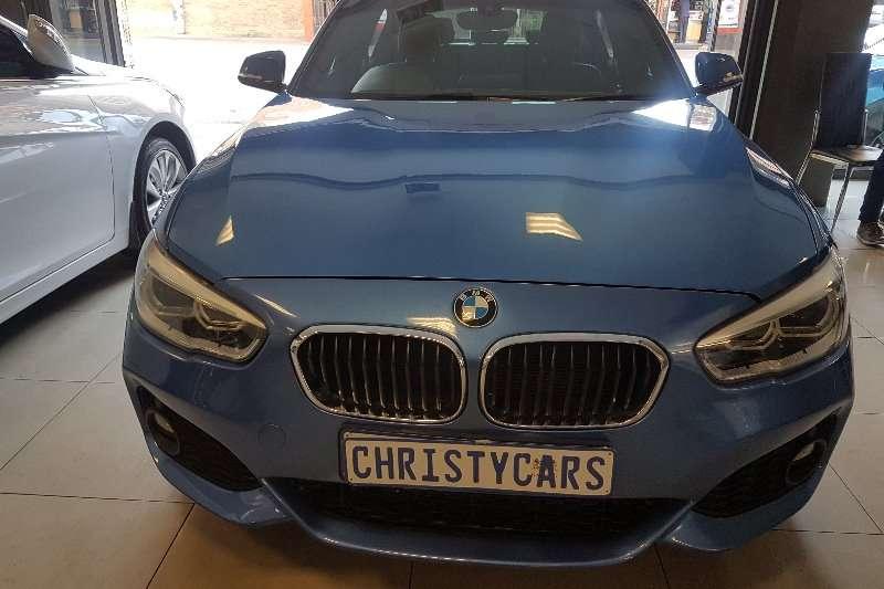BMW 1 Series 120d 5 door auto 2015