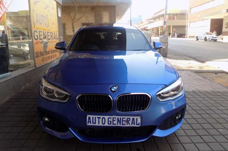 BMW 1 Series 120d 5 door auto 2015
