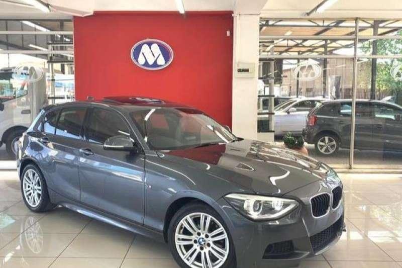 BMW 1 Series 120d 5-door auto 2015
