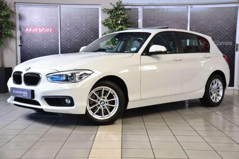 BMW 1 Series 120d 5 door auto 2016