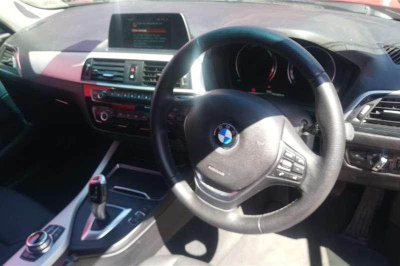 2018 BMW 1 Series 120d 5-door auto