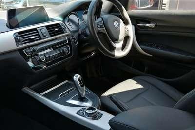 Used 2018 BMW 1 Series 120d 5 door auto