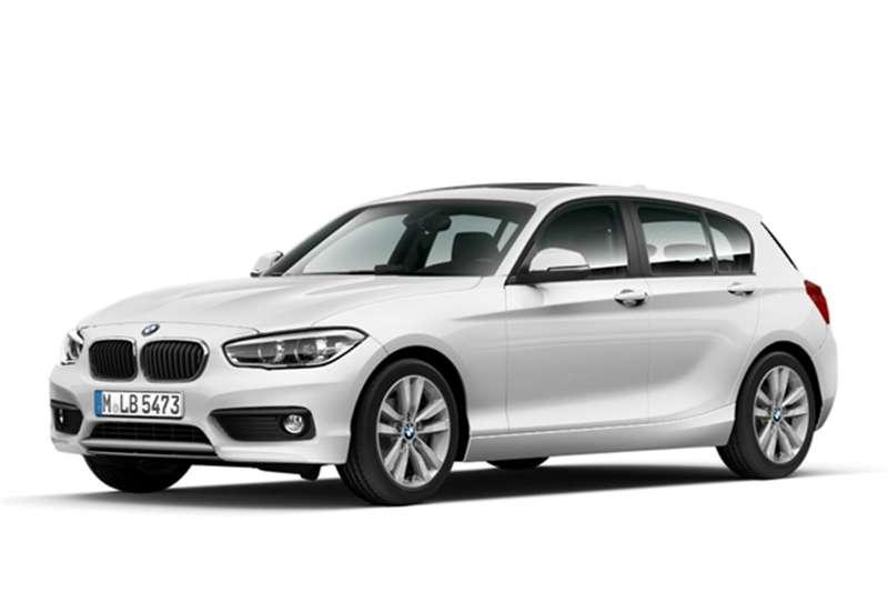 BMW 1 Series 120d 5 door auto 2019