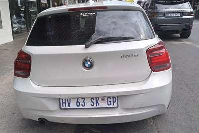 BMW 1 Series 120d 5 door Edition M Sport Shadow auto 2013