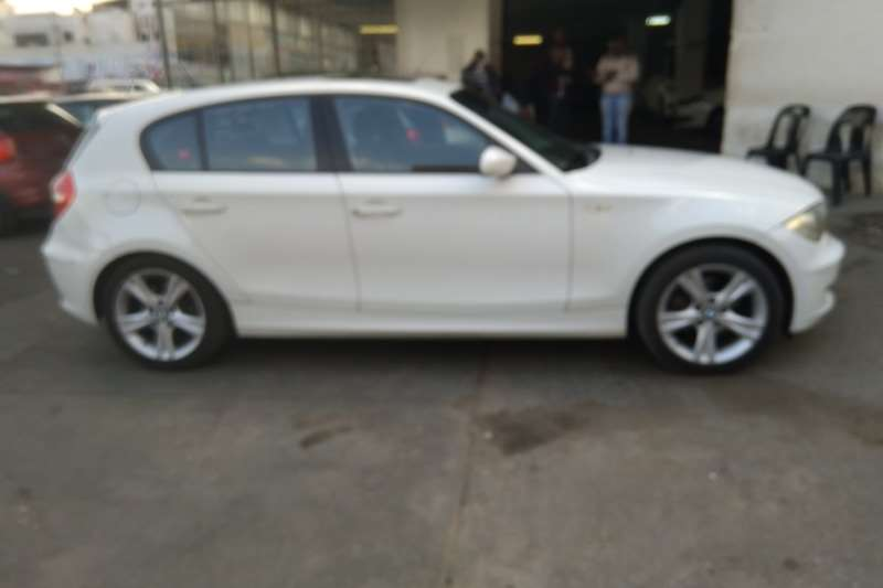 BMW 1 Series 120d 5 door Exclusive 2007