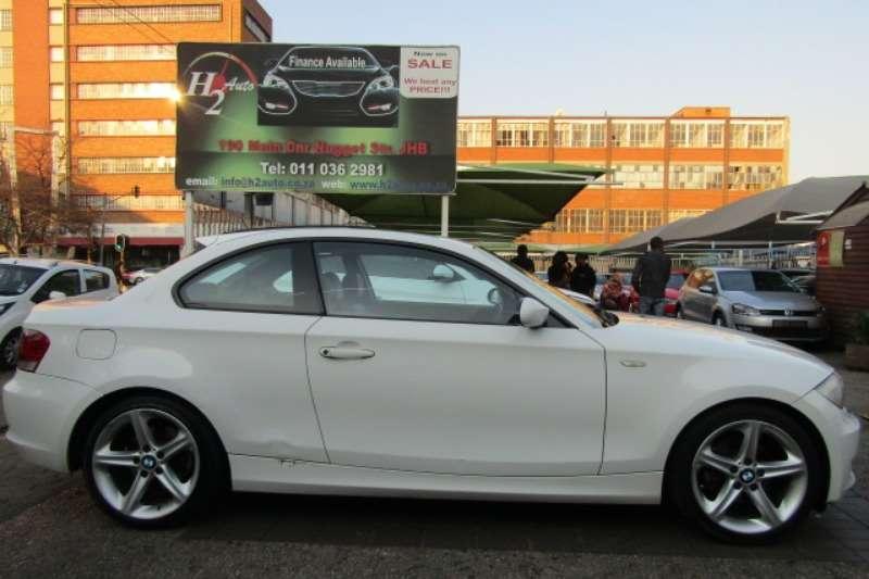 BMW 1 Series 120d 5 door M Sport 2010