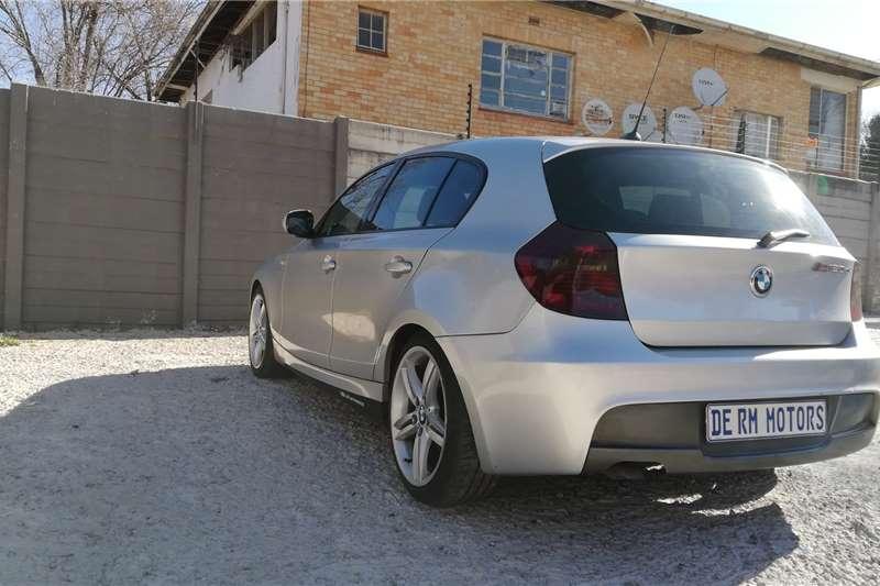 Used 2010 BMW 1 Series 120d 5 door M Sport