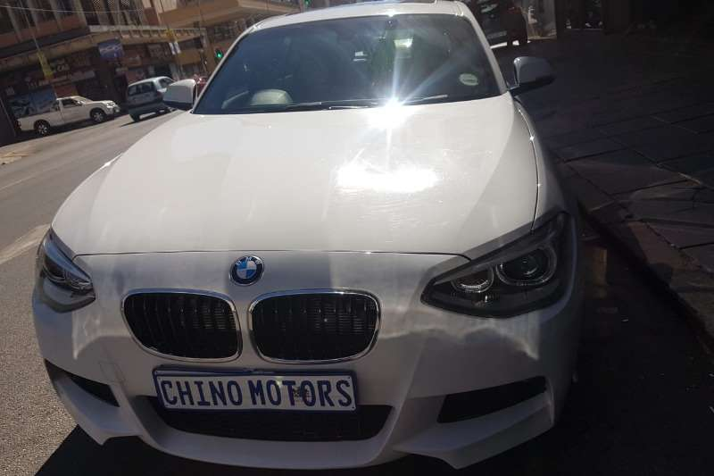 BMW 1 Series 120d 5 door M Sport auto 2013