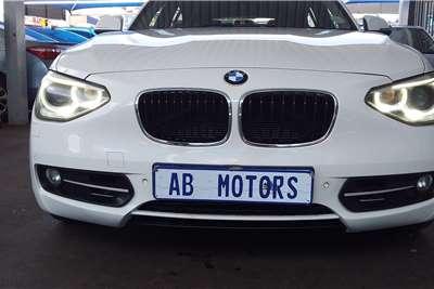 BMW 1 Series 120d 5 door M Sport auto 2013