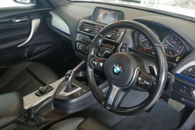 BMW 1 Series 120d 5-door M Sport auto 2015