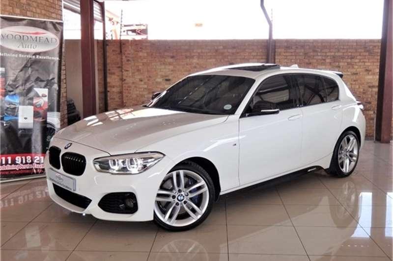 Bmw 1 Series 120d 5 Door M Sport Auto For Sale In Gauteng Auto Mart