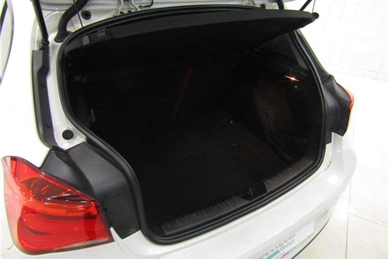 BMW 1 Series 120d 5-Door M Sport Auto 2016