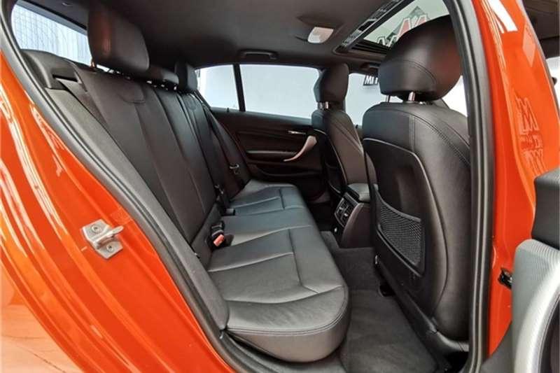 BMW 1 Series 120d 5 door M Sport auto 2016