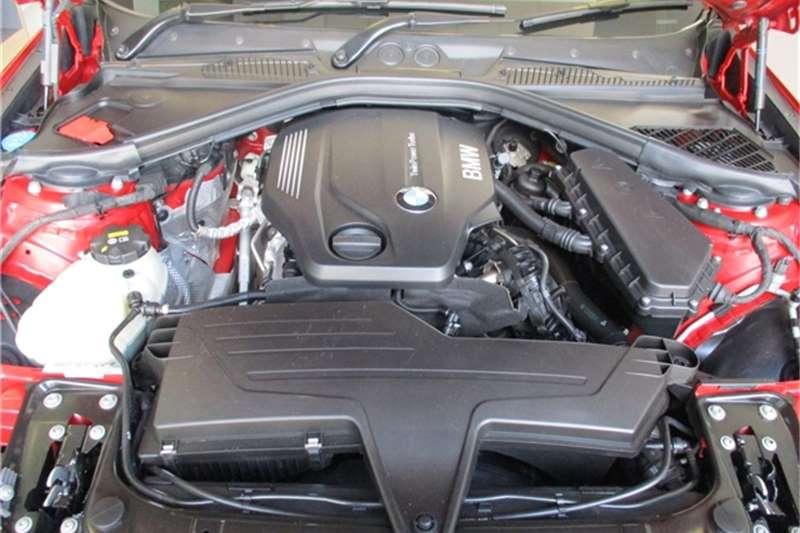 BMW 1 Series 120d 5 door M Sport auto 2017