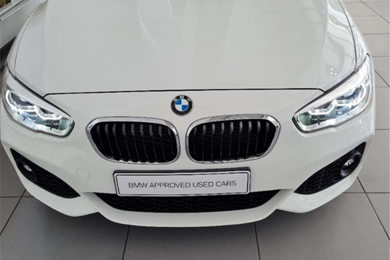 BMW 1 Series 120d 5 door M Sport auto 2018