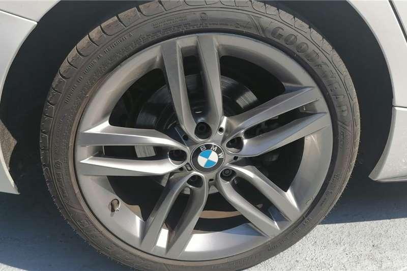 Used 2018 BMW 1 Series 120d 5 door M Sport auto