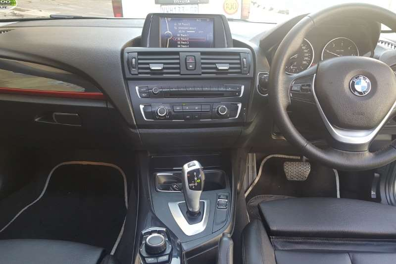 BMW 1 Series 120d 5 door M Sport sports auto 2015