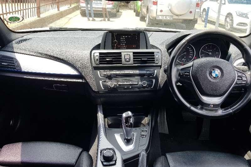 2014 BMW 1 Series 120d 5-door Sport