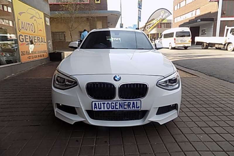 BMW 1 Series 120d 5 door Sport auto 2013