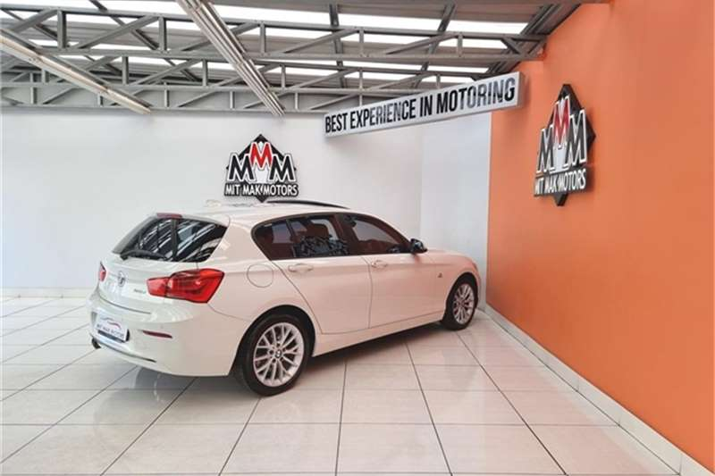Used 2016 BMW 1 Series 120d 5 door Sport auto