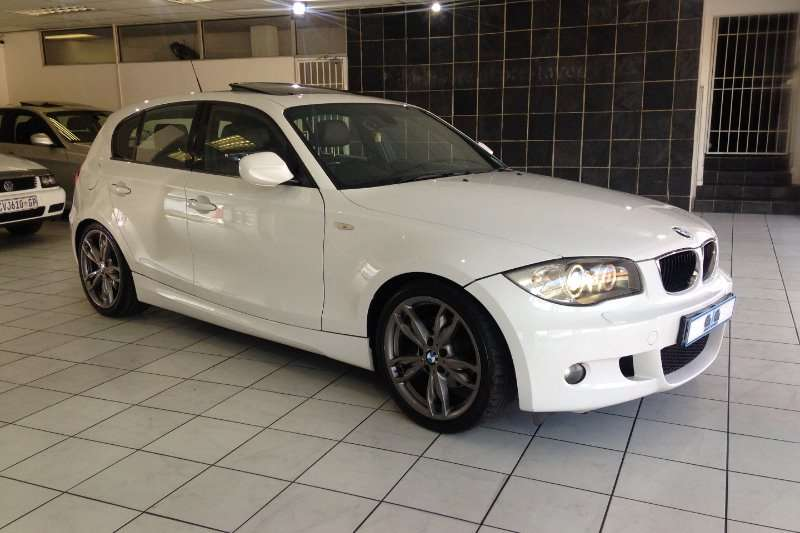BMW 1 Series 120d 5-door steptronic One owner since brand new ) 2010