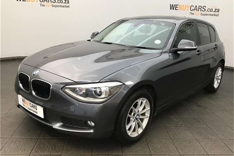 BMW 1 Series 120d 5-door Urban auto 2014
