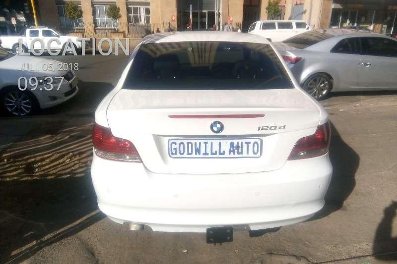 BMW 1 Series 120d coupé 2009