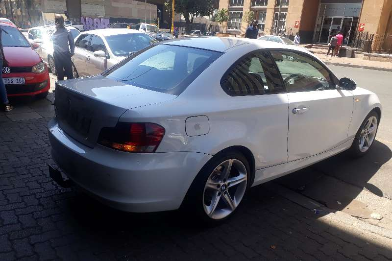BMW 1 Series 120d coupé 2010
