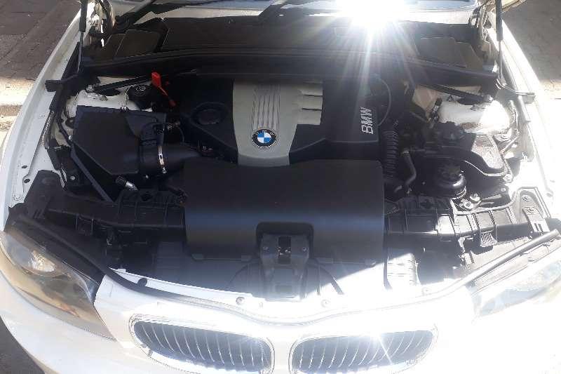 BMW 1 Series 120d coupé 2010
