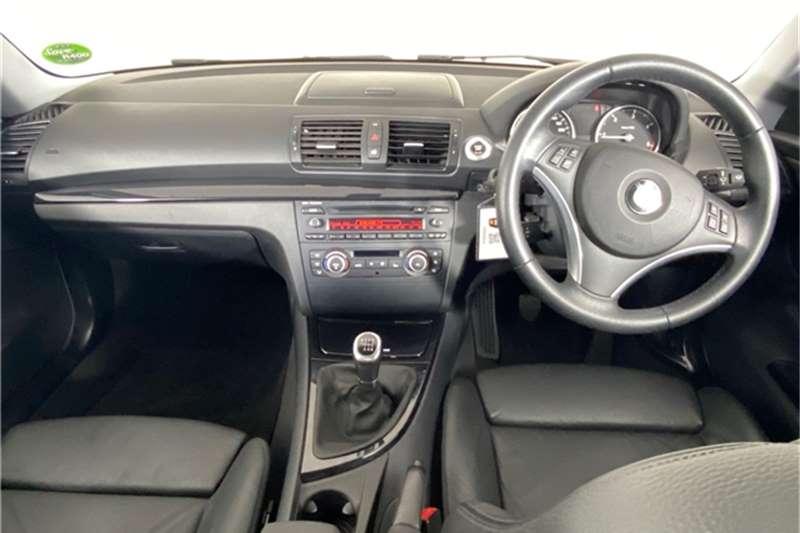 2010 BMW 1 Series 120d coupé
