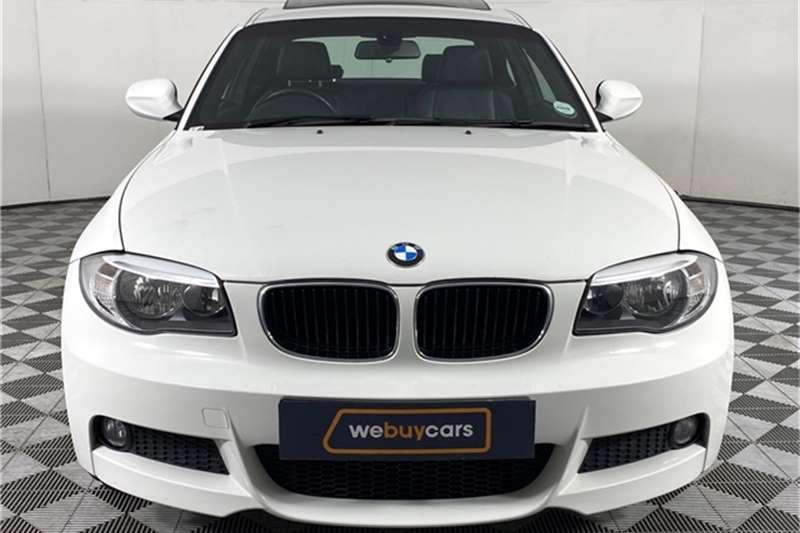 2012 BMW 1 Series 120d coupé Exclusive steptronic