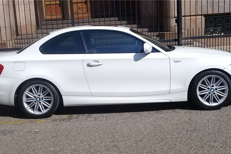 2012 BMW 1 Series 120d coupé M Sport