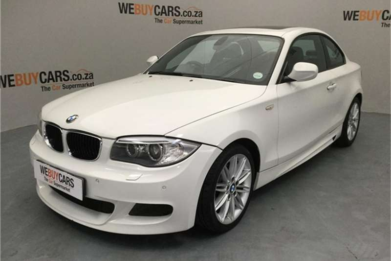 BMW 1 Series 120d coupé M Sport steptronic 2013