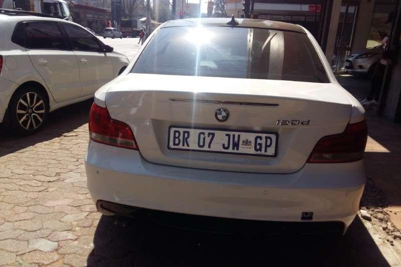 BMW 1 Series 120d coupe auto 2012