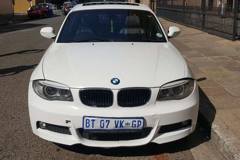 Used 2012 BMW 1 Series 120d coupe auto