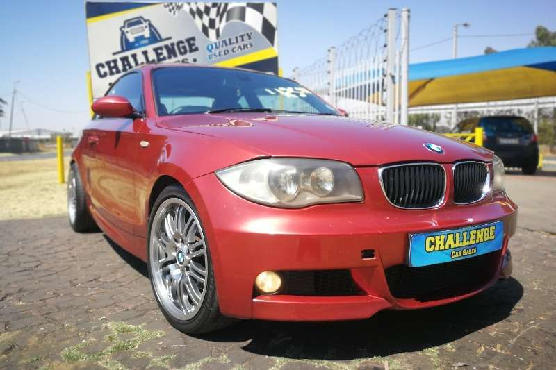 BMW 1 Series 120d coupe M Sport 2009