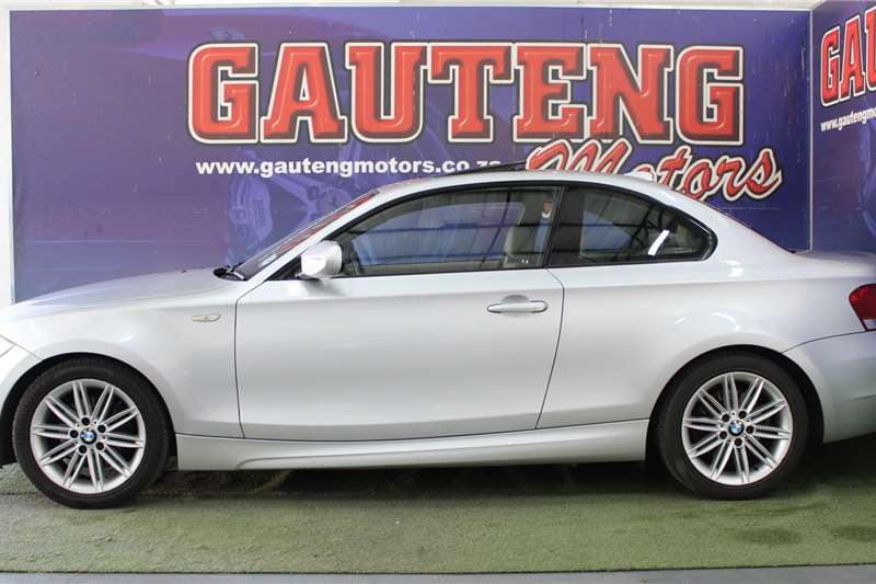 2011 BMW 1 Series 120d coupe M Sport