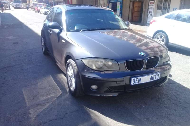 BMW 1 Series 120I 2004
