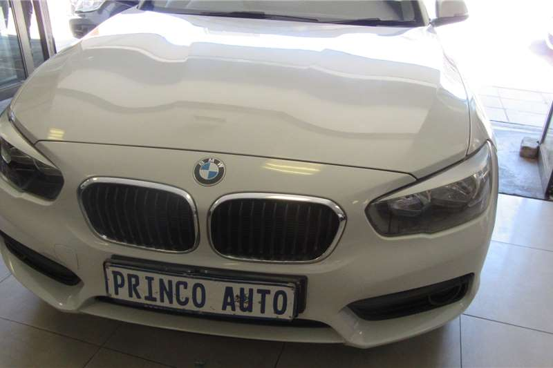 BMW 1 Series 120i 2016