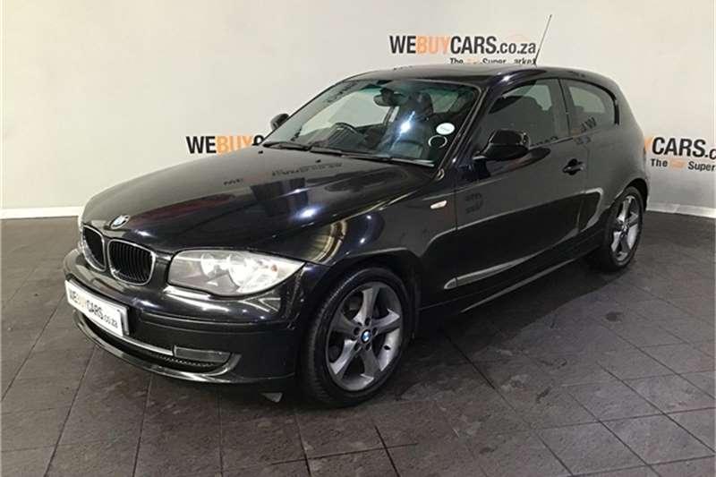 BMW 1 Series 120i 3 door 2011