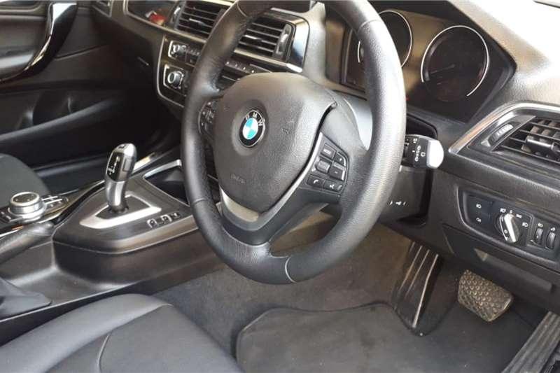 BMW 1 Series 120i 3 door 2018