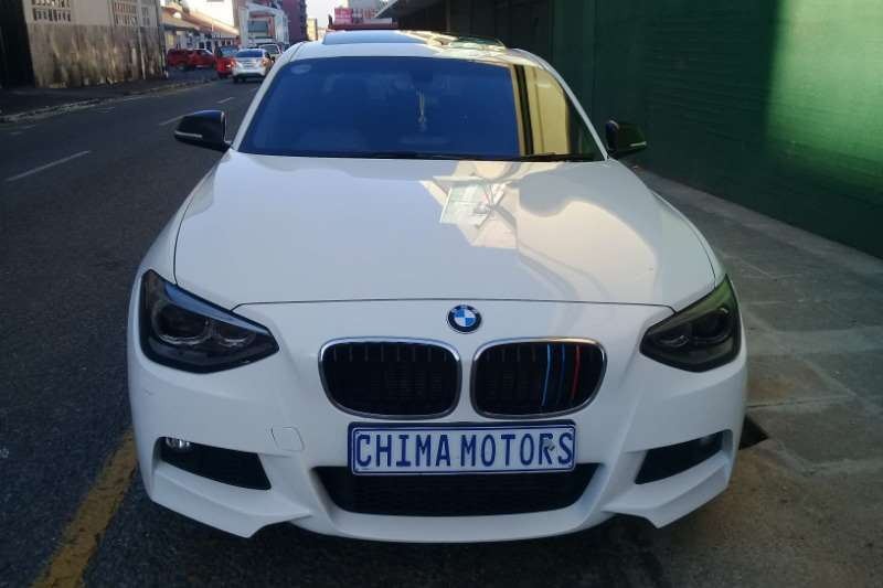 BMW 1 Series 120i 3 door M Sport steptronic 2013