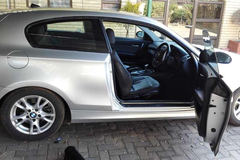 BMW 1 Series 120i 3 door Sport 2009